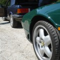 Lotus Esprit S4 BMW E30