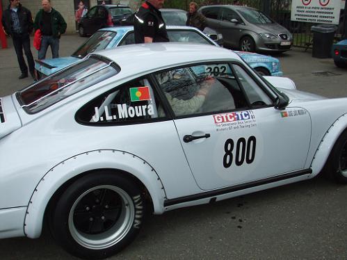 Porsche 911 930 Rallye