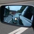 Lotus Esprit S4 rear mirror Rückspiegel - Treffen 2009