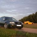 Audi RS6 Lotus Exige S1 - Treffen 2009