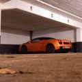 Lamborghini Gallardo Spider orange