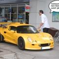 Lotus Exige S1 Mk1 - Treffen 2009