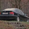 BMW E39 523i Heck