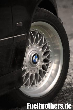 BMW E39 Felge