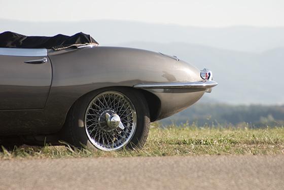 Jaguar E-Type Serie 1