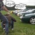 Lotus Esprit S4 - Treffen 2009