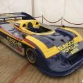 Oldtimer Grand-Prix 2012 Nürburgring Porsche racecar