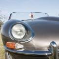 Jaguar E-Type Front