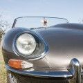 Jaguar E-Type Front