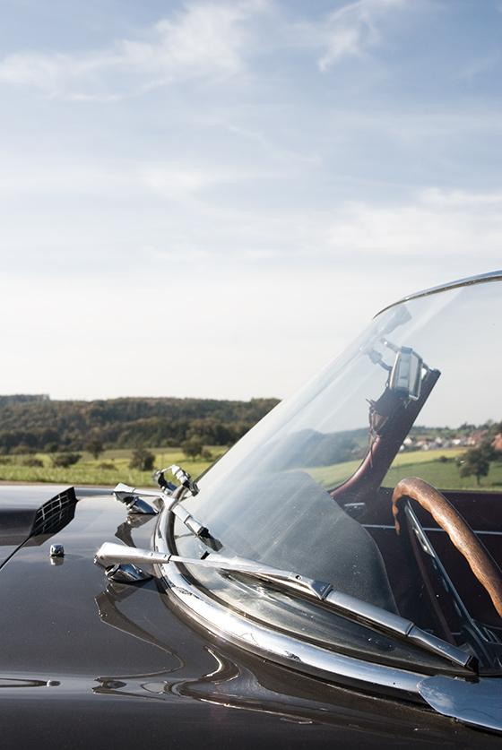 Jaguar E-Type Serie 1 3 Scheibenwischer...