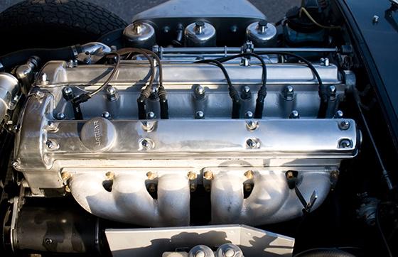 Jaguar E Motor