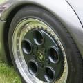 Schloss Dyck Classic Days 2009 Lamborghini Carbon Felge Rims