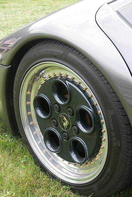 Lamborghini Diablo Felge Carbon Wheel