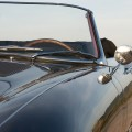 Jaguar E-Type Scheibe
