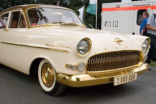 Opel Kapitän Gold