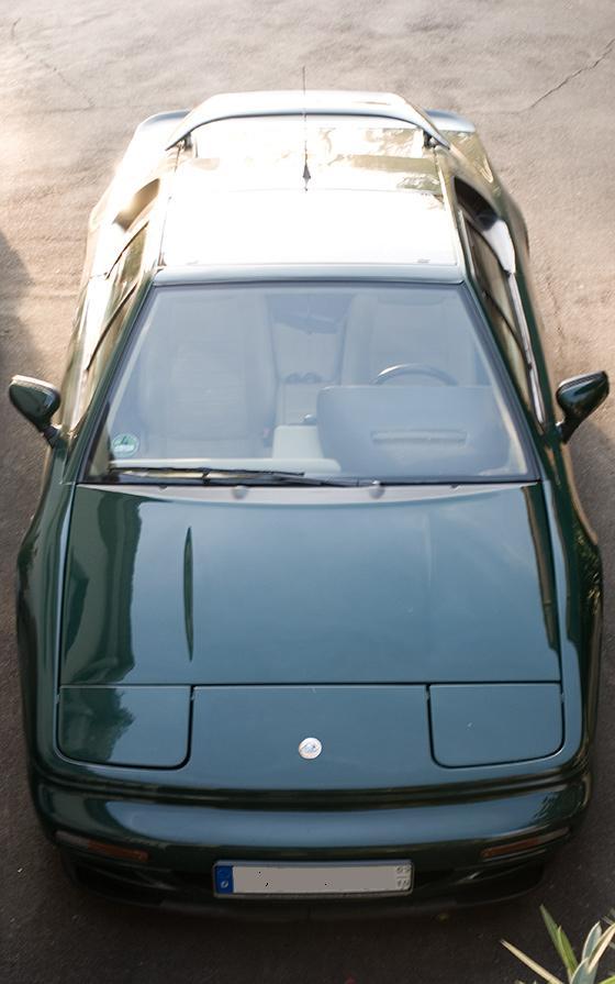Lotus Esprit S4 top