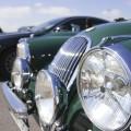 Jaguar XK vintage