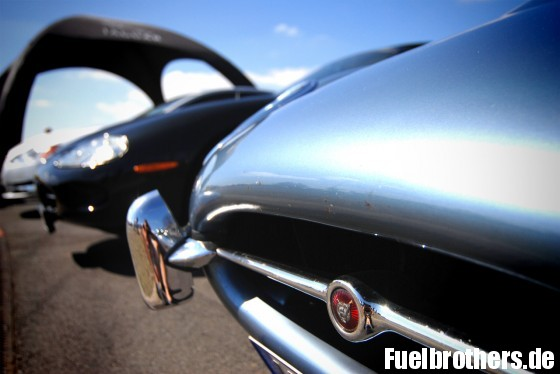 Jaguar E-Type Detail