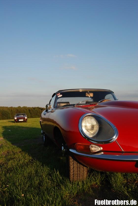 Jaguar E MG