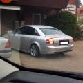 Audi A6 Flames Schürze