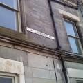 Ja, auch in Schottland gibt es lustige Straßennamen.