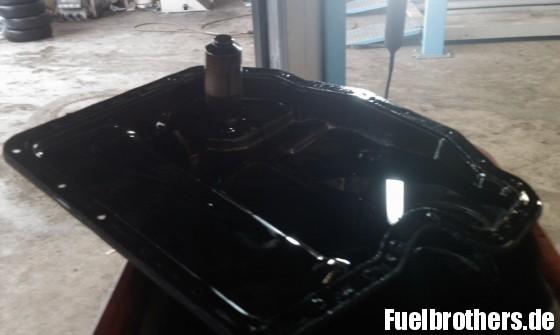 BMW 730i E32 Ölwanne Pumpe Schrauben