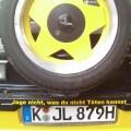 Nürburgring Nordschleife 24h 2012 Opel Manta Pickup