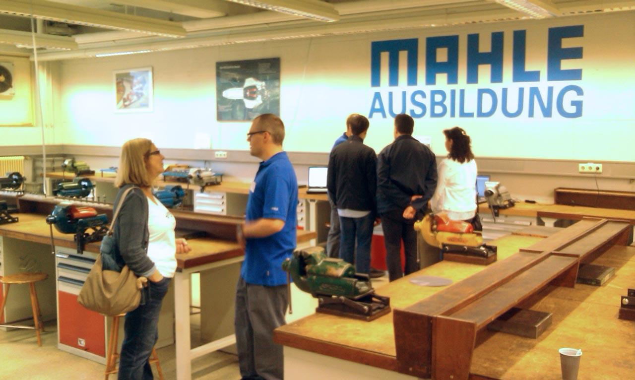 Mahle Gaildorf Ausbildungstage