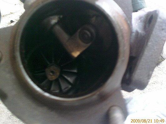 Lotus Esprit S4 Garrett Turbocharger Turbolader