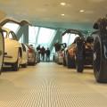 Mercedes-Benz Ausstellung Supersportwagen