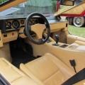 Lamborghini Countach Interieur