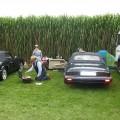 Schloss Dyck Classic Days 2009 Picknick Jaguar XJ-S