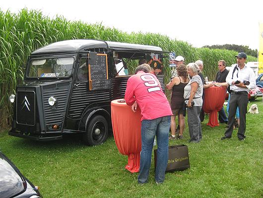 Citroen Vintage Bus