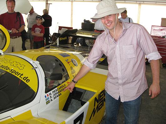 Schloss Dyck Ayrton Senna