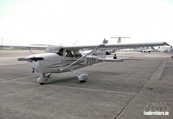 Cessna - der Klassiker