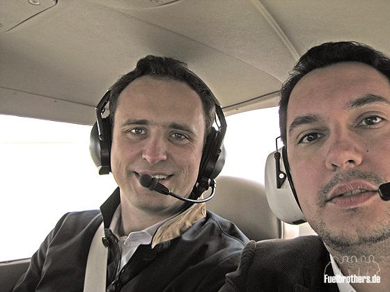 Cessna Flug