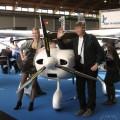 Aero Friedrichshafen Hostess