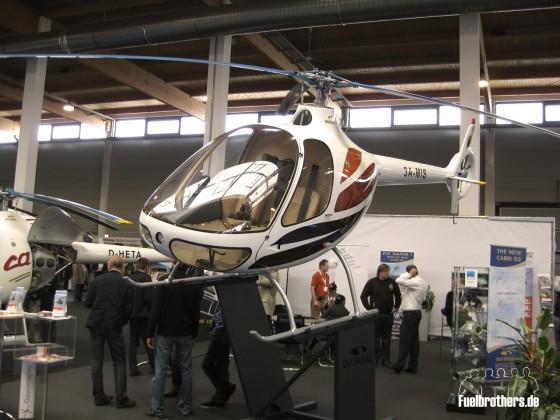 Kleiner Hubschrauber