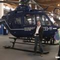 Aero Friedrichshafen Bundespolizei