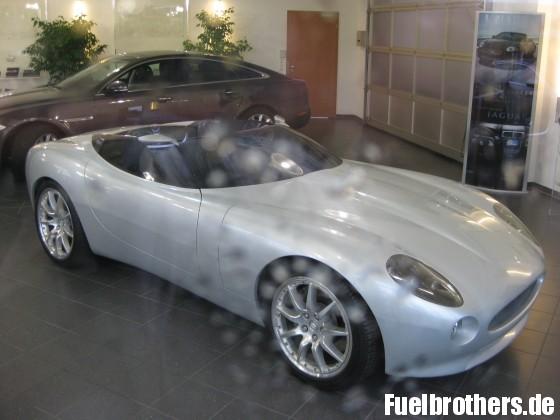 Jaguar Prototyp