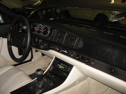 Porsche 944 S1 Interieur