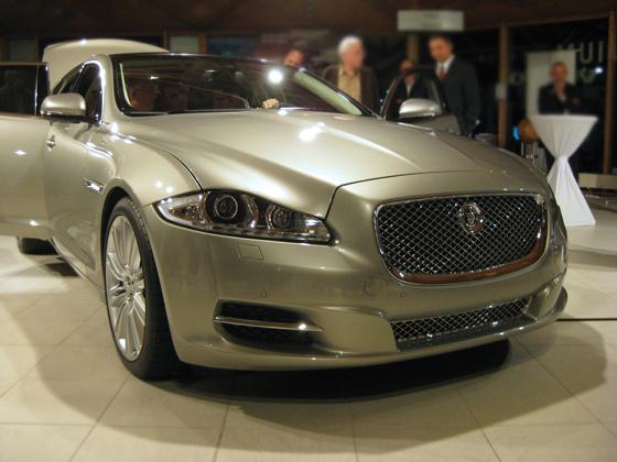 Jaguar XJ Aussen