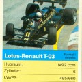 Quartett Lotus F1
