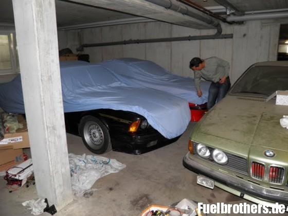 BMW 635i, M635Csi und Alpina