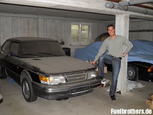 Garagenfund Saab 900 turbo