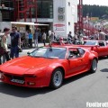 Spa Italia 2011: DeTomaso Event