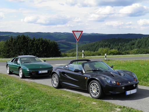 Lotus Esprit S4 & Elise S1
