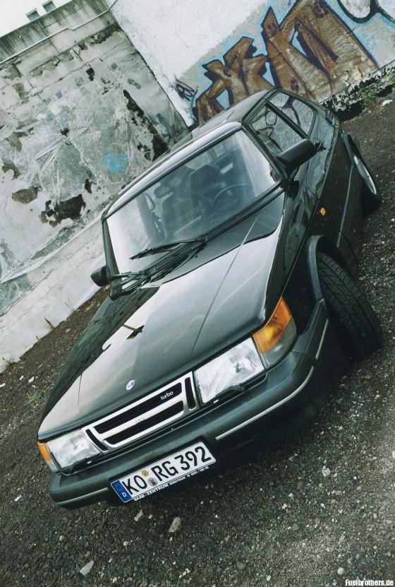 Saab 900 turbo 16 Fuelbrothers