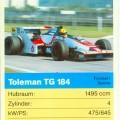 Quartett Senna F1