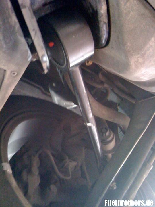 Nissan 300ZX TT Fahrwerksbuchse